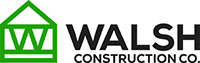 Walsh Construction logo